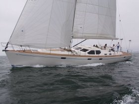 Naval Architecture on Point Blue 65